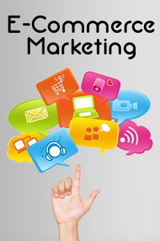 E-commerce marketing e Promotions